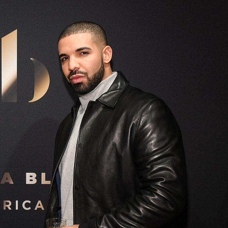 Drake musste Nerven bewahren in Ellen DeGeneres Talkshow