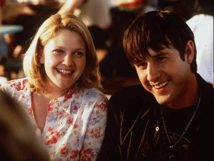 Was? Die waren mal ein Pärchen?Ein Jahr lang dateten  Drew Barrymore und der Ex von  Courteney Cox, David Arquette. Das war 1991. Wirklich zusammen gepasst haben sie aber nie.