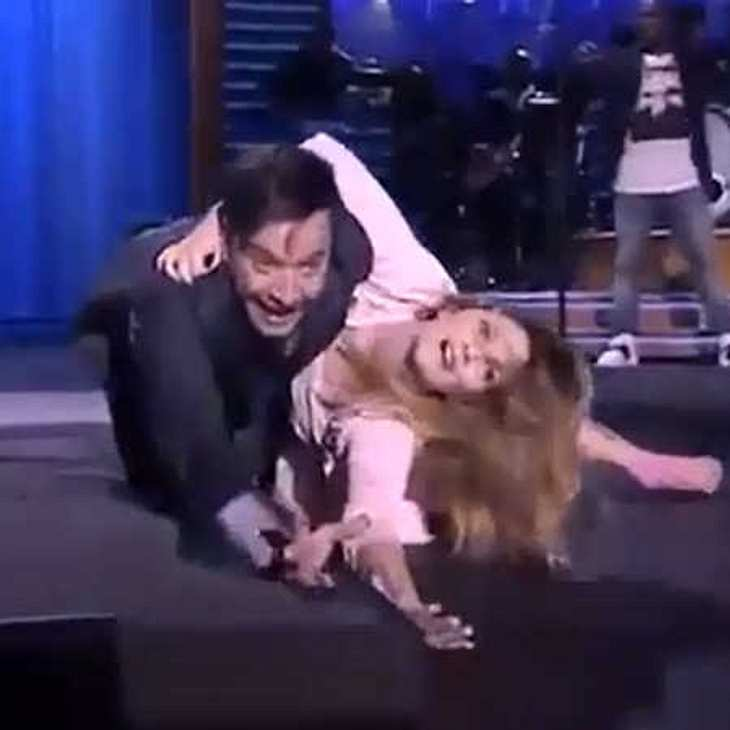 Drew Barrymore: Dirty Dancing mit Jimmy Fallon!