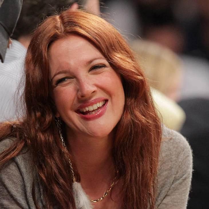 """Trendstyle: Rote Haare Drew Barrymore (""""Er steht einfach nicht auf Dich!"""")"""