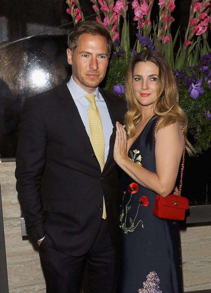 Endgültig: Drew Barrymore reicht Scheidung von Will Kopelman ein