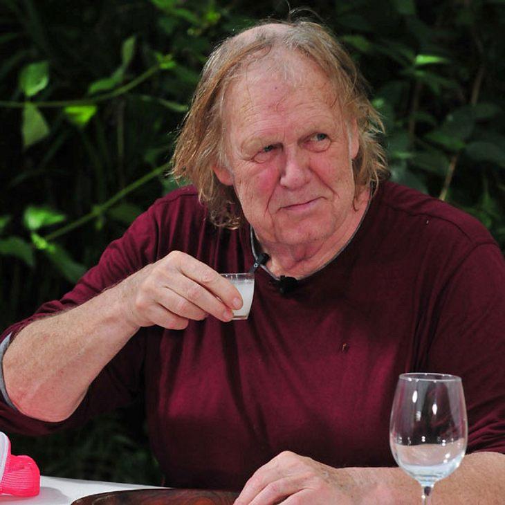 Dschungelcamp 2016: Deshalb schmiss Gunter Gabriel hin