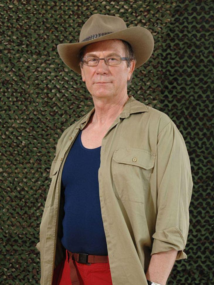 Dschungelcamp 2013 - die Luxusgegenstände,Auf welche Luxusgeganstände Arno Funke (62) alias Dagobert im Dschungel wohl nicht verzichten kann? Kriminelle Machenschaften würden im Dschungel schnell auffliegen!