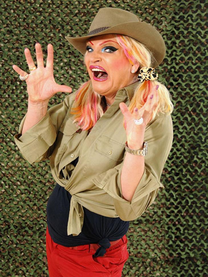 Dschungelcamp 2013 - die Luxusgegenstände,Ob wir Drag-Queen Olivia Jones (43) im Dschungel ganz ungeschminkt erleben werden?