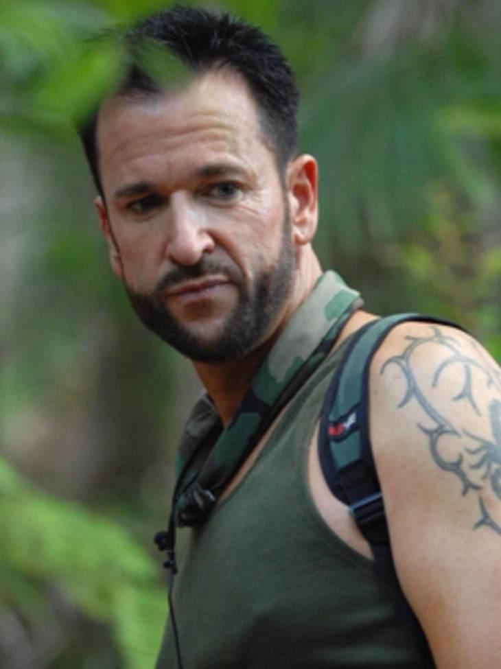Dschungelcamp 2014: Michael Wendler ist allein