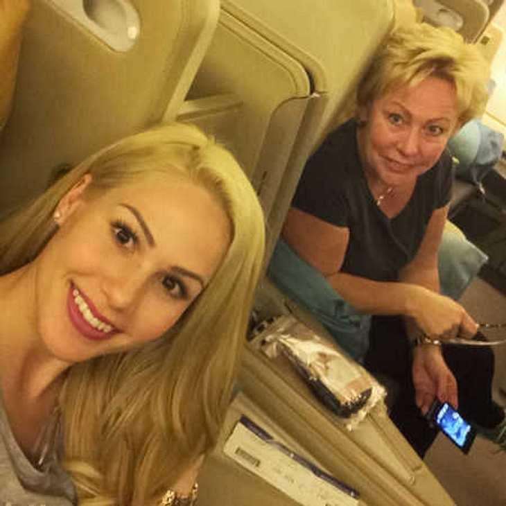 Dschungelcamp 2015: Angelina Heger nimmt Mama Manuela mit nach Australien!
