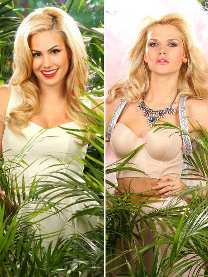 Angelina Heger und Sara Kulka sind auf dem Playboy-Cover.