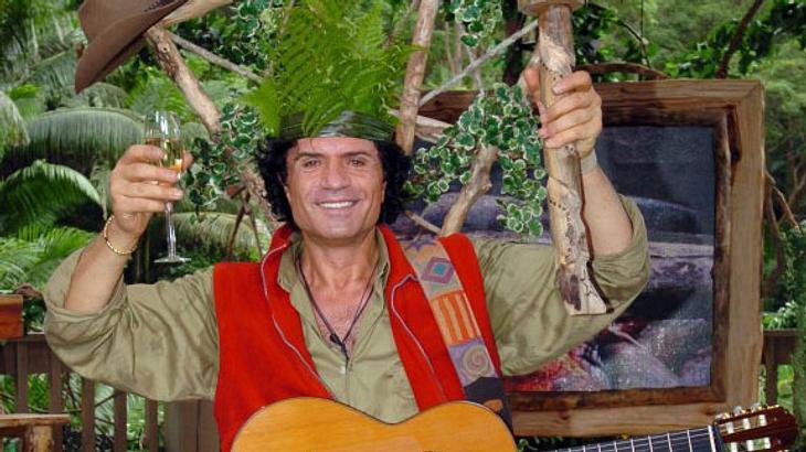 Dschungelcamp Gewinner 2004 Costa Cordalis