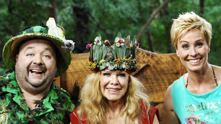 Dschungelcamp Gewinnerin 2009 Ingrid van Bergen