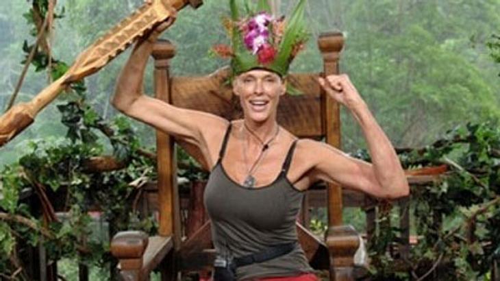 Dschungelcamp Gewinnerin 2012 Brigitte Nielsen