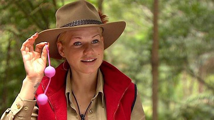 Dschungelcamp Gewinnerin 2014 Melanie Müller