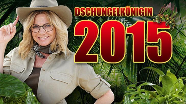 Dschungelcamp Gewinnerin 2015 Maren Gilzer