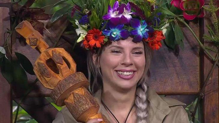 Dschungelcamp Gewinnerin 2018 Jenny Frankhauser