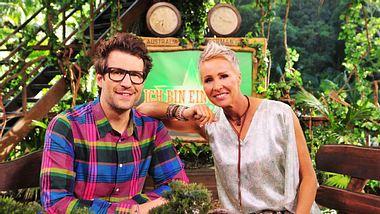 Sonja Zietlow und Daniel Hartwich moderieren auch 2020 das Dschungelcamp - Foto: RTL