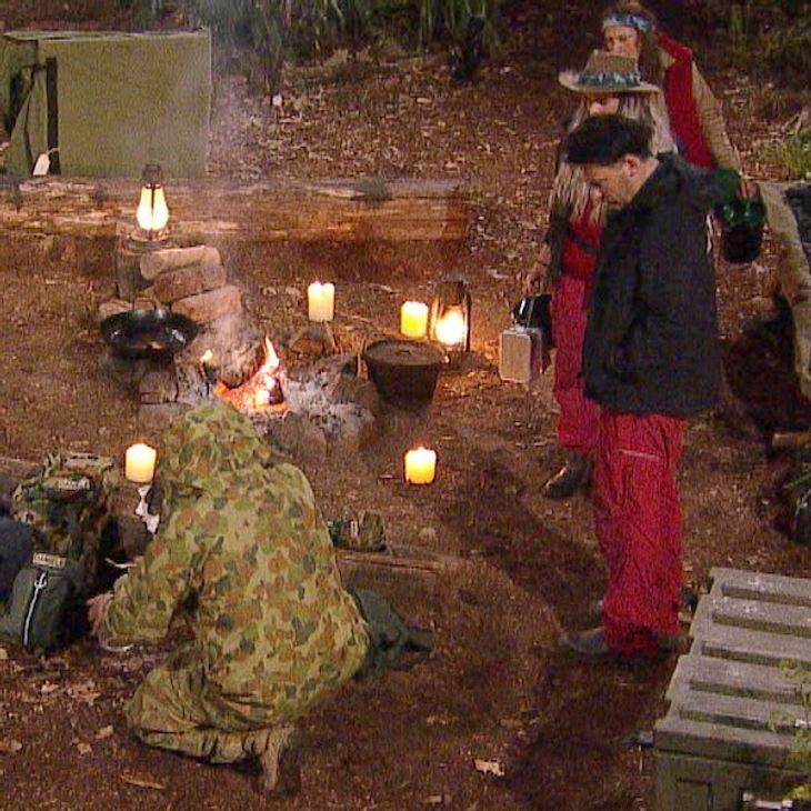 Dschungelcamp-Schock: Giftspinne sorgt für Ranger-Einsatz