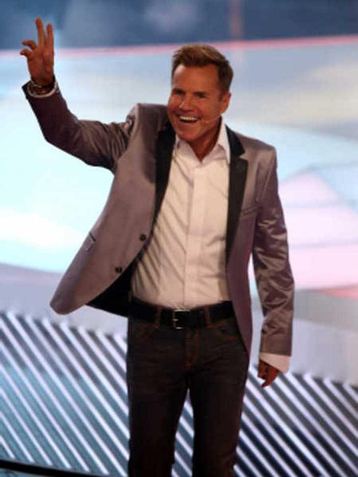 DSDS 2014: Dieter Bohlen verteilt Geschenke in der Jury!