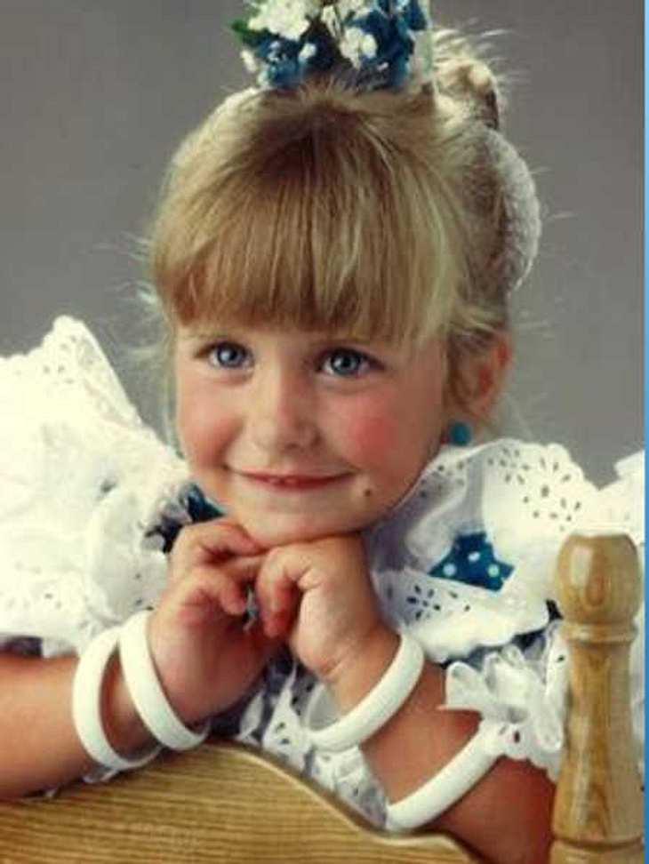 So süß war DSDS-Vanessa als Kind!