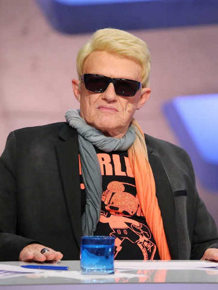 Heino verrät seine Favoriten