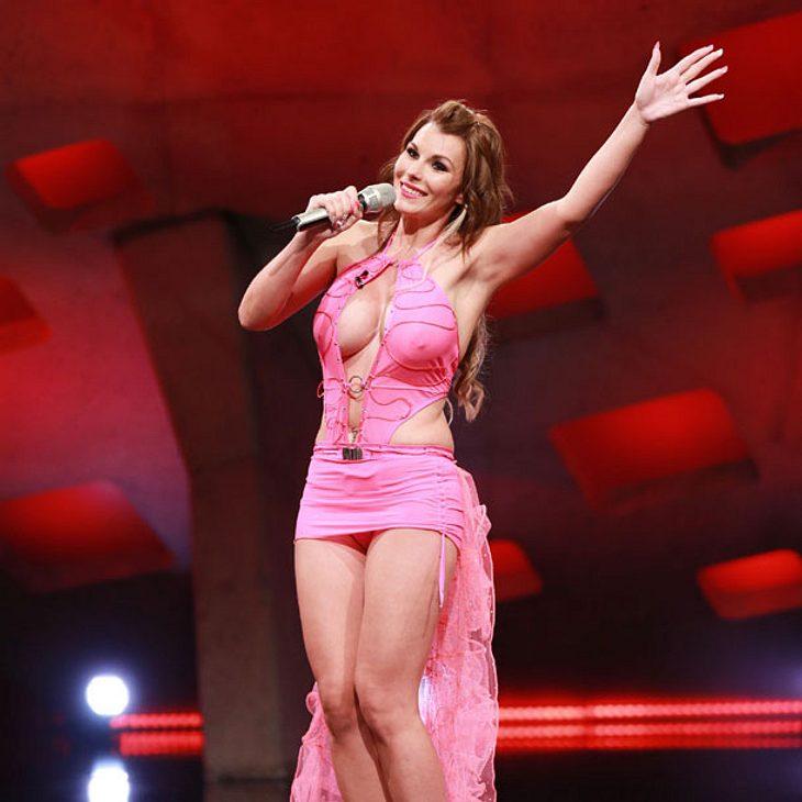 DSDS 2016: Sex-Star Aische Pervers kommt zum Casting