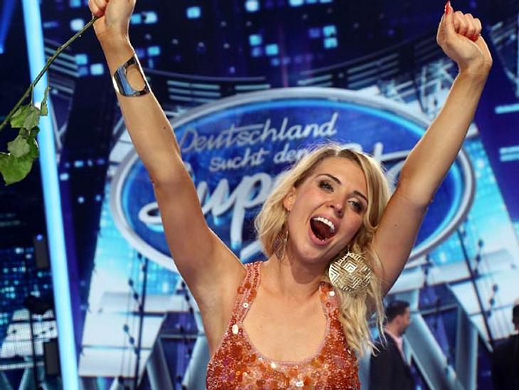Wie tickt die DSDS-Siegerin?