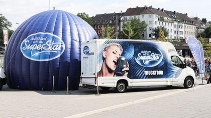 DSDS: Mord-Drama im Umfeld der Aufzeichnungen!  - Foto: MG RTL D / Frank W. Hempel