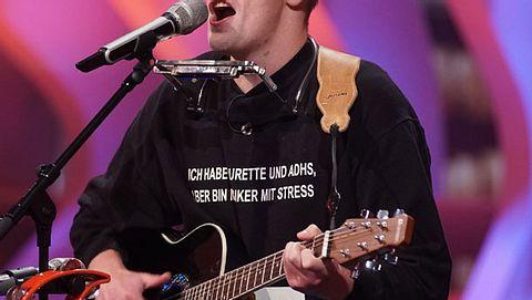 DSDS 2017: Dominik Sommer leidet unter dieser Krankheit - Foto: RTL / Stefan Gregorowius