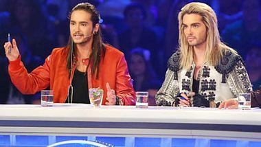 War die Jury mit den Kaulitz-Zwillingen einmalig? - Foto: RTL