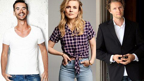 Florian Silbereisen, Ilse de Lange und Toby Gad - Foto: TVNOW