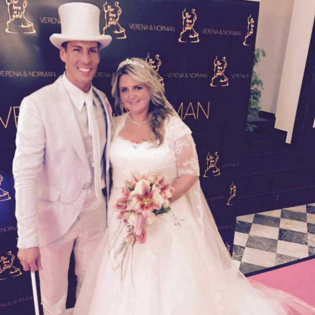 DSDS-Star Norman Langen: So schön war seine Hochzeit!