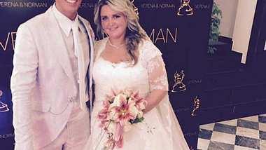 DSDS-Star Norman Langen: So schön war seine Hochzeit! - Foto: facebook.com/NormanLangen