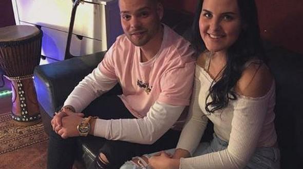 Santo Rotolo und Ella Sailer sind ein Paar!