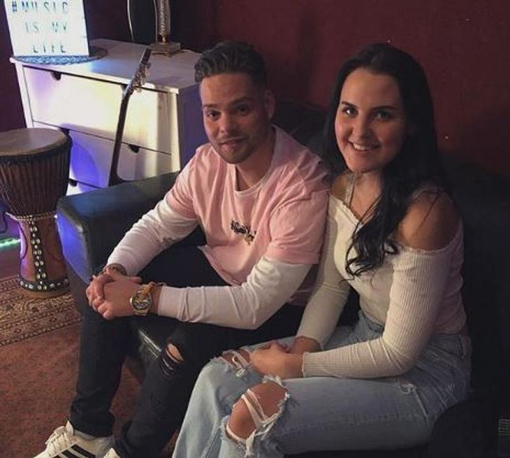 DSDS-Liebe: Santo Rotolo und Ella Sailer sind ein Paar!