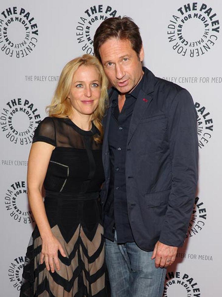Scully und Mulder sind getrennt!