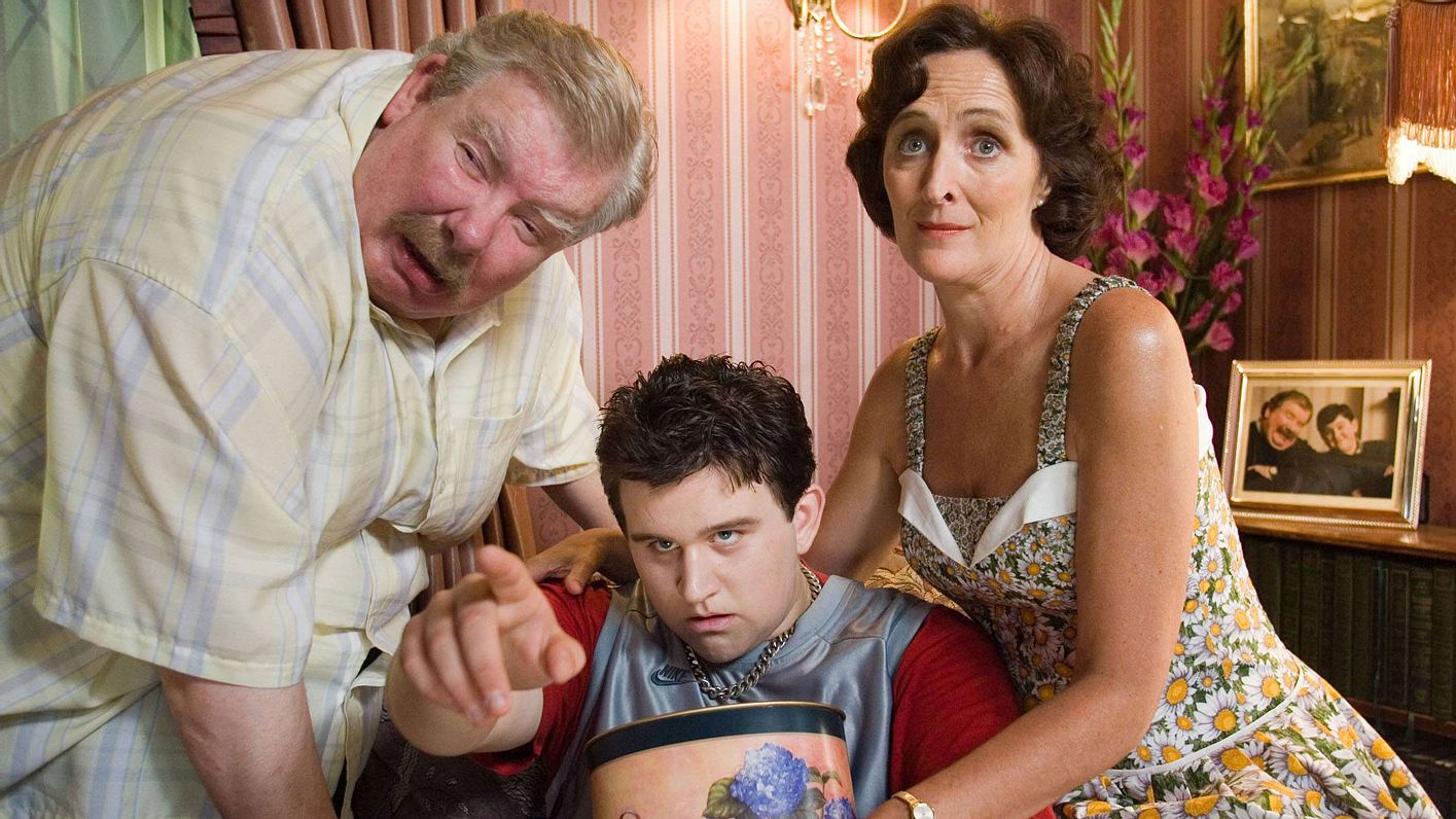 Dudley Dursley in Harry Potter