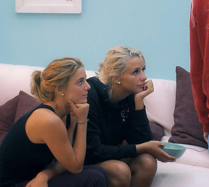 Janina Celina und Carina