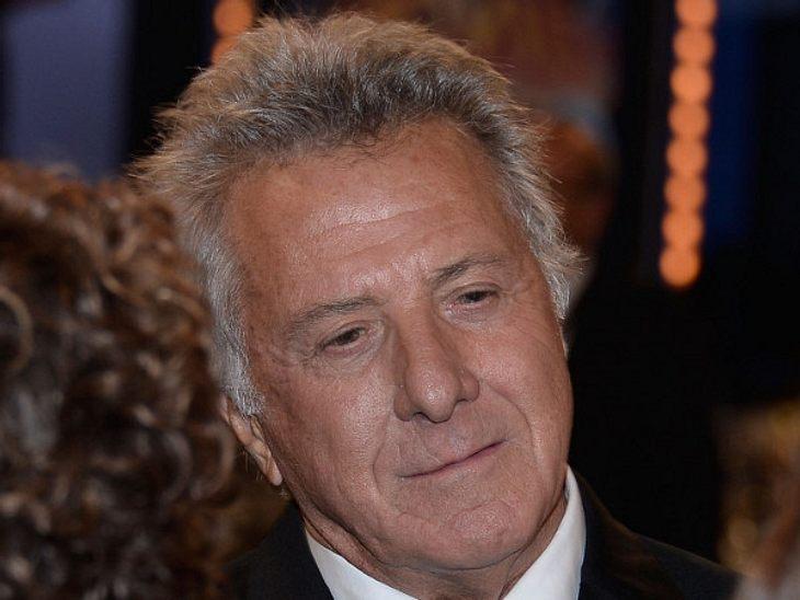 Dustin Hoffman ist schwer krank