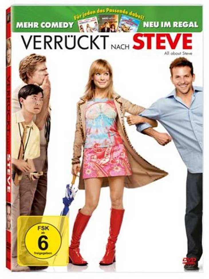 """... und die DVD von """"Verrückt nach Steve"""""""