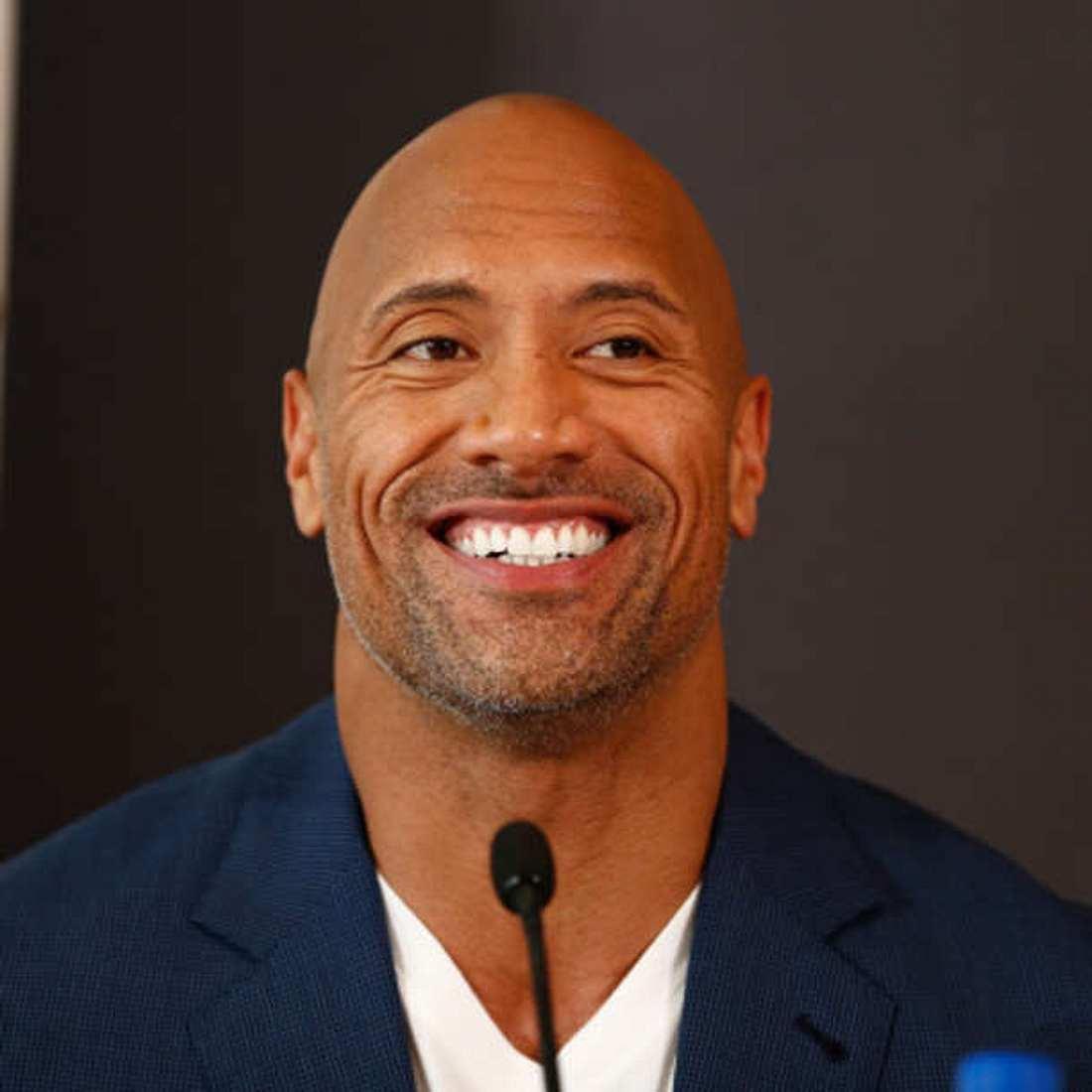 Dwayne The Rock Johnson Politik