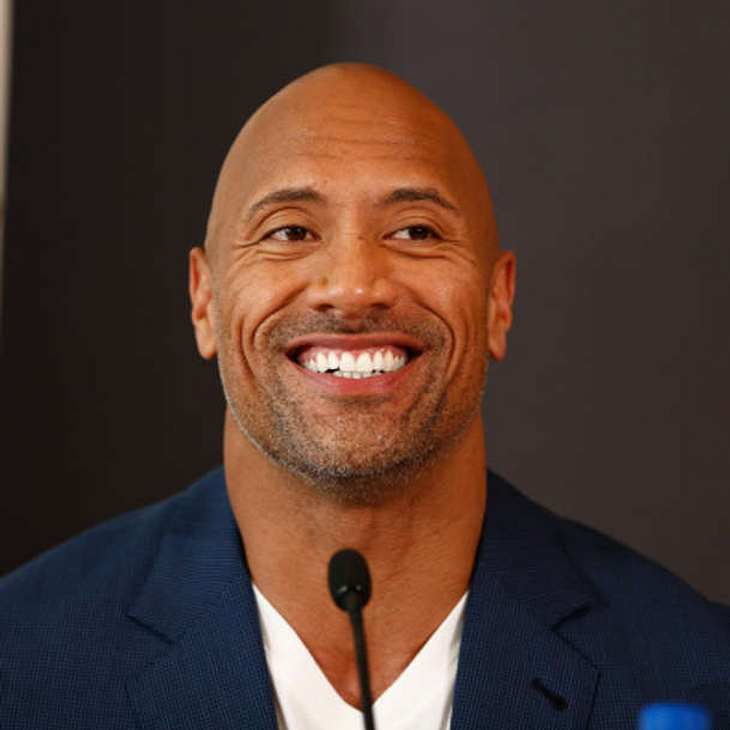 Dwayne The Rock Johnson Politik