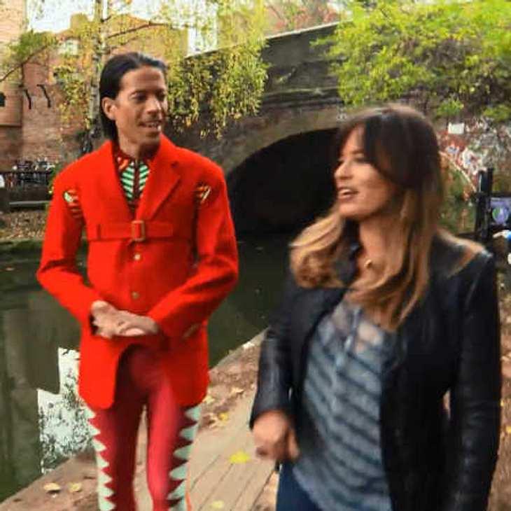 """""""E! In the City"""": Jade Jagger zeigt Jorge Gonzalez ihre geheimen Ecken in London!"""