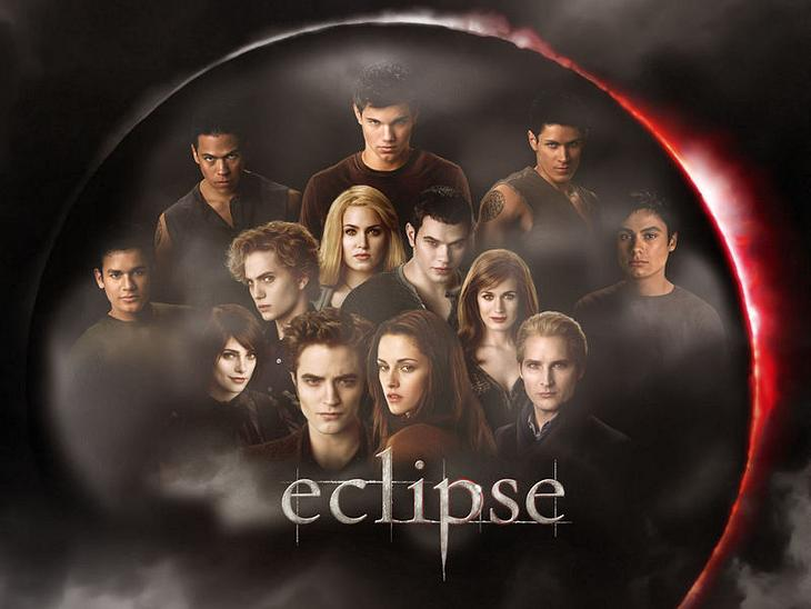 Eclipse: Fans im Twilight-Fieber
