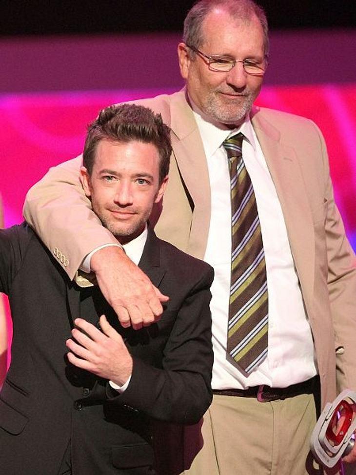 "Ed O'Neill und David Faustino: bei ""Modern Family"" wieder vereint"