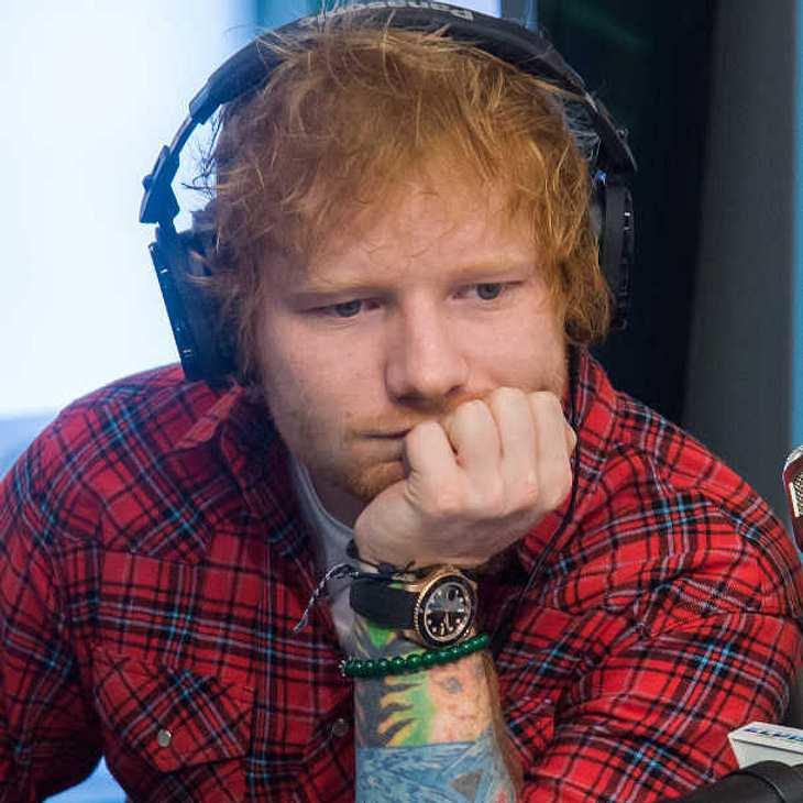 Ed Sheeran will sich via Facebook von der Bühne verabschieden!