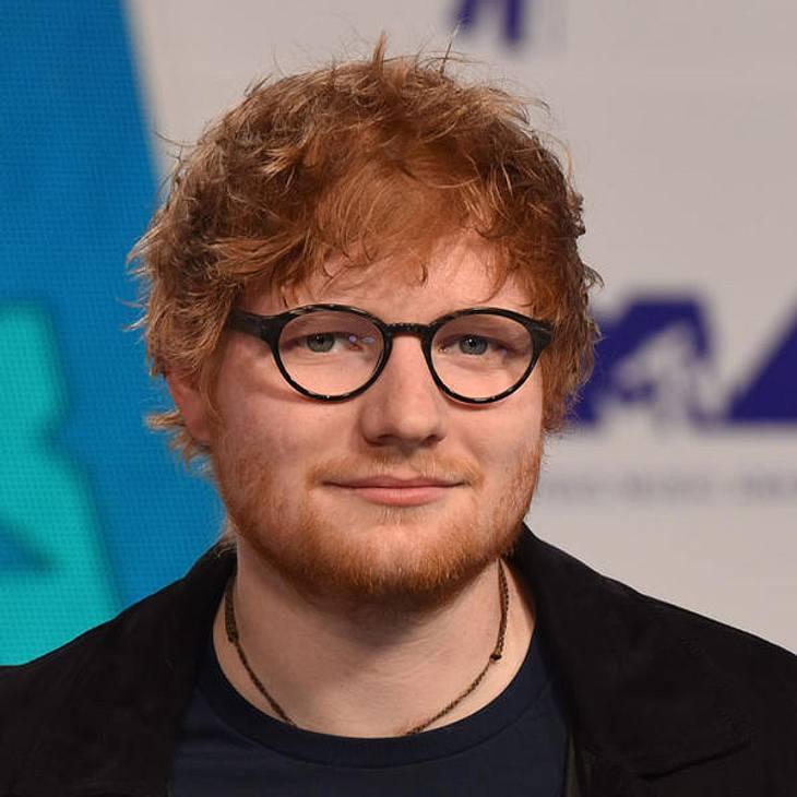 Ed Sheeran: Heimliche Hochzeit