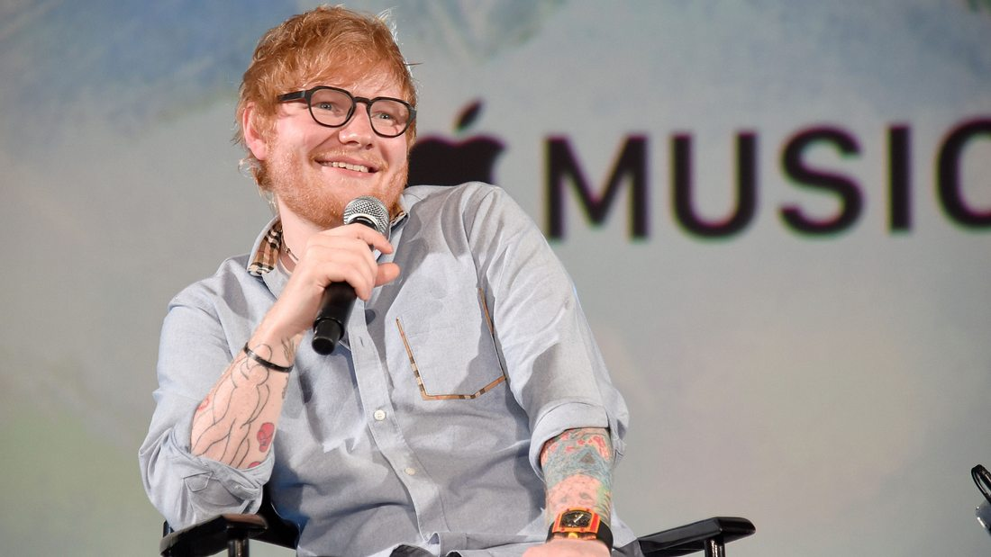 Ed Sheeran: Offiziell bestätigt! Mega News von dem Superstar