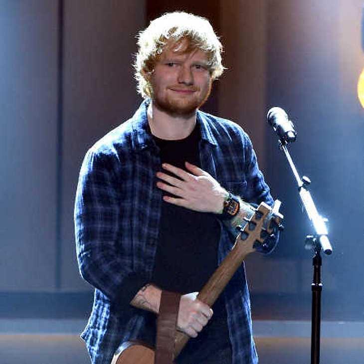 Ed Sheeran steht auf Mila Kunis!