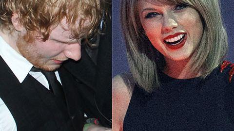 Taylor Swift versteckt Ed Sheeran vor der Polizei! - Foto: WENN.com