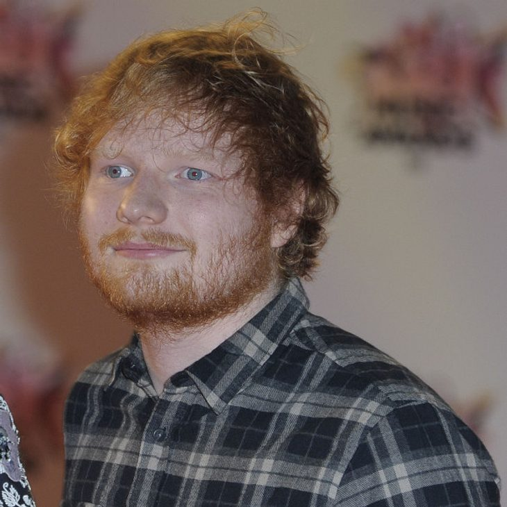 Ed Sheeran zeigt sich großzügig