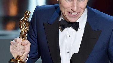 Eddie Redmayne nahm einen der begehrtesten Oscars mit nach Hause
