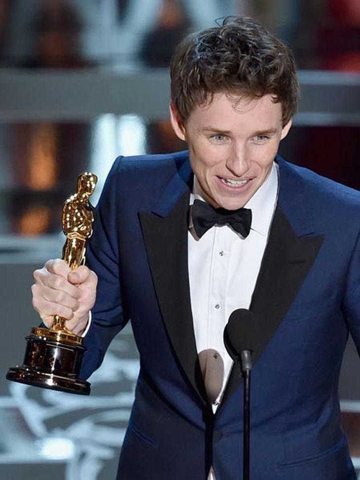 Der Oscar öffnete Eddie Redmayne eine Menge Türen